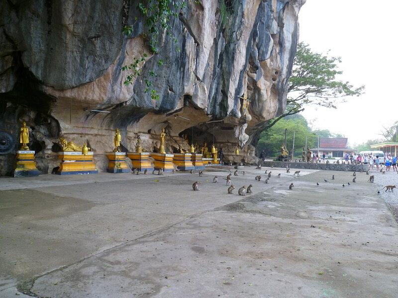 Буддийский храм - Таиланд (Buddhist Temple - Thailand)