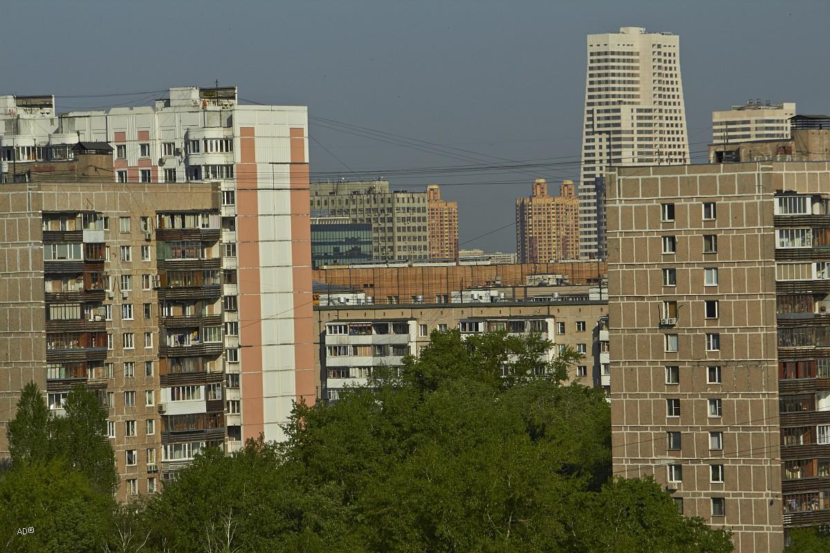 Крыши Красного Балтийца