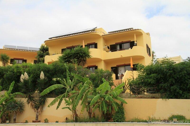 Villa Marazul, Lagos, Portugal