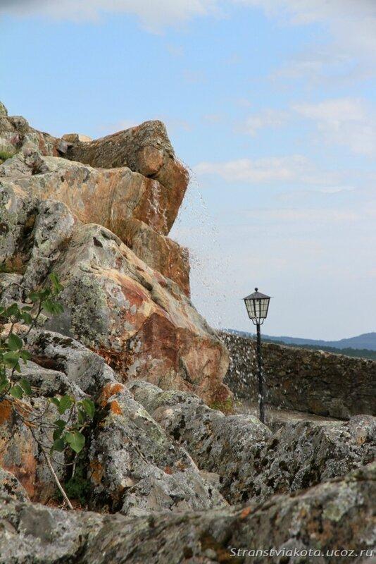 Португалия, крепость Марвау