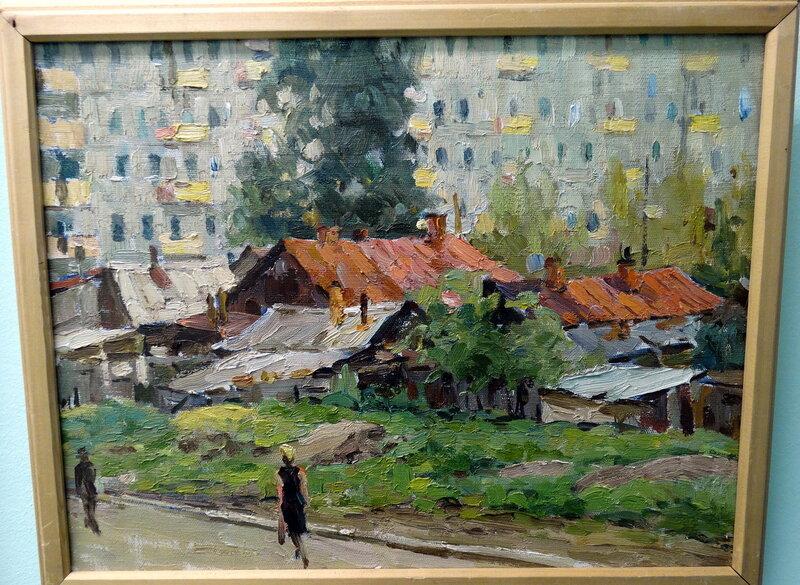 Выставка в ЦИКНЧ