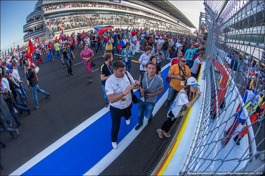 Formula 1 в России