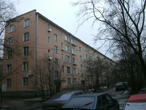 ул. Белы Куна 26к3