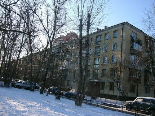 Краснопутиловская ул. 54