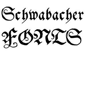 Швабахер