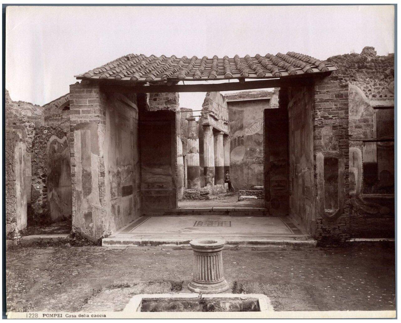 1880. Дом Охоты