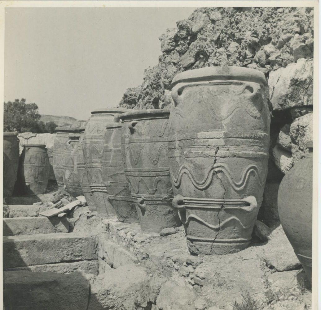 Крит. Амфоры из Кносса