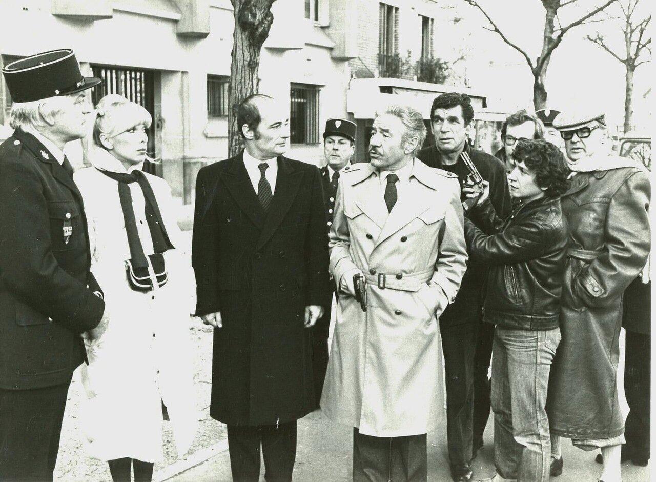 1981. На съемках «Знак Фуракса»