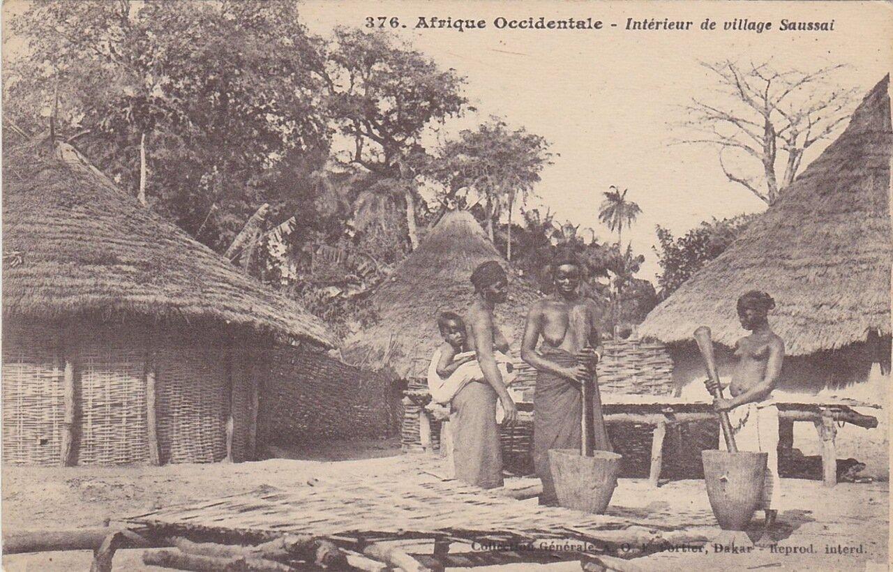 376. В деревни народа сусу