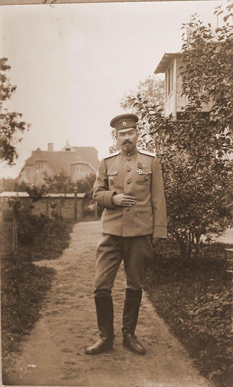 07. Генерал для поручений при командующем XII армией генерал-майор Степанов