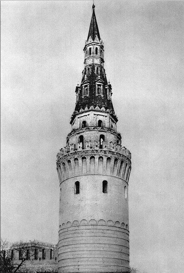 551. Свиблая башня