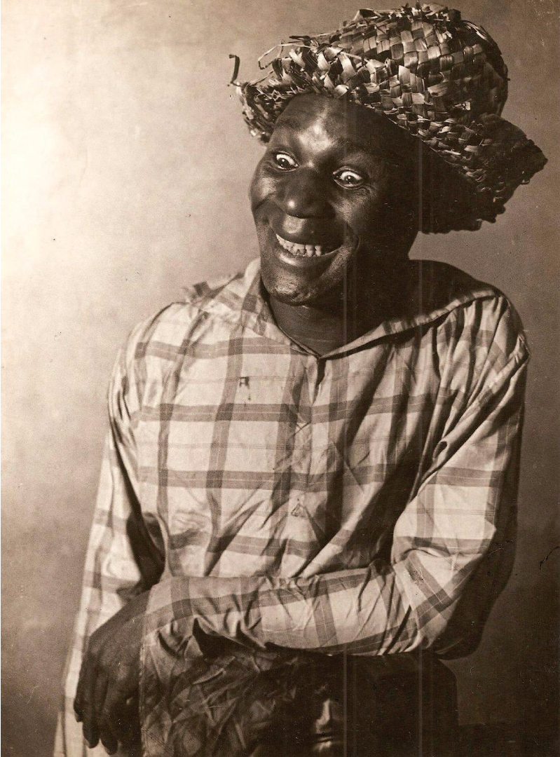 1928.«Улыбка негра»