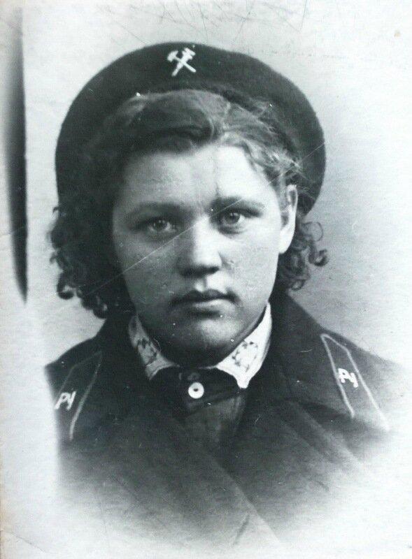 Тамара Гриднева, 6 октября 1941года