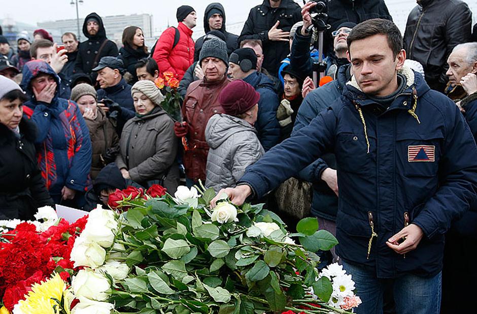 Оппозиция согласовала акцию памяти Немцова