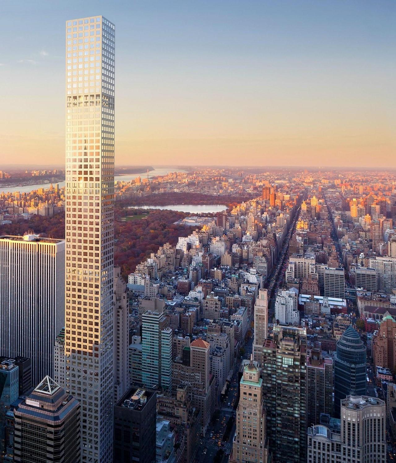Apt New York: самое высокое жилое здание в