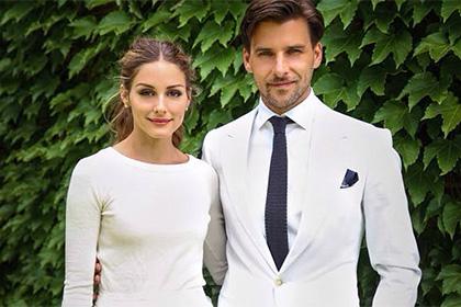 Оливия Палермо сыграла тайную церемонию бракосочетания