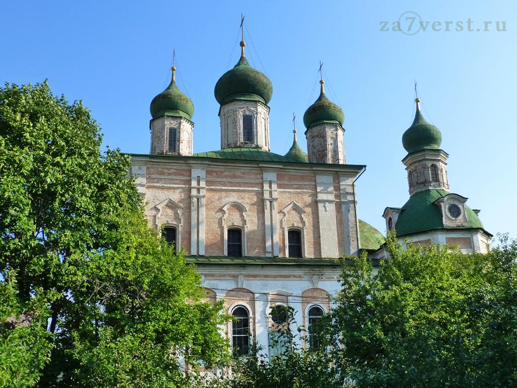 Успенский Горицкий монастырь (Переяславль-Залесский)