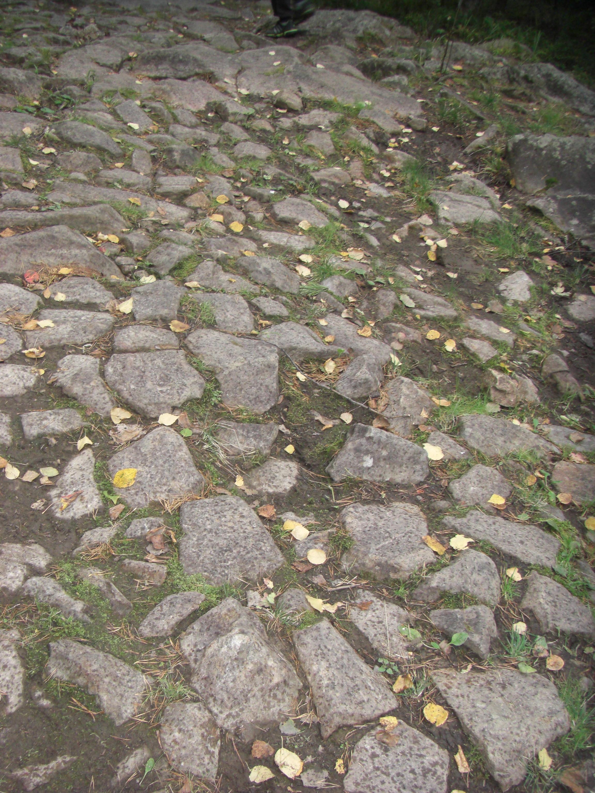 НаСтарой Киалимской дороге