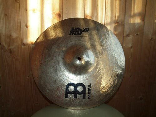 Meinl Mb20 Heavy Soundwave hi-hat