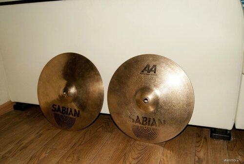 Hi-hat Sabian AA