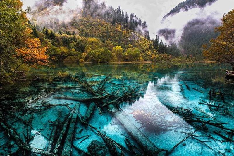 Осенние озера: 30 фотографий 0 145dd8 b0924c84 orig