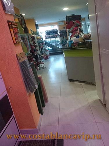 магазин в Denia, магазин в Дении, бизнес в Дении, недвижимость в Аликанте, недвижимость в Дении, недвижимость в Испании, CostablancaVIP, зоо магазин, коммерческая недвижимость, недвижимость от собственника, бизнес в Испании