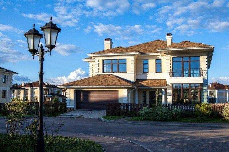 купить дом на Рублёвке