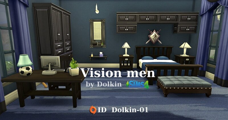 Vision men by Dolkin