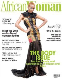 Журнал African Woman Kenya Edition №7-8 (июль-август 2011) / US