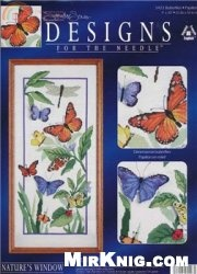Журнал Designs For The Needle 5423 Butterflies