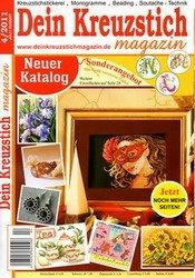 Журнал Dein Kreuzstich magazin №4 2011