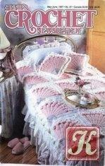 Журнал Annies crochet newsletter №87 1997