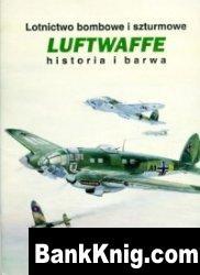 Книга Lotnictwo bombowe i szturmowe Luftwaffe. Historia i barwa