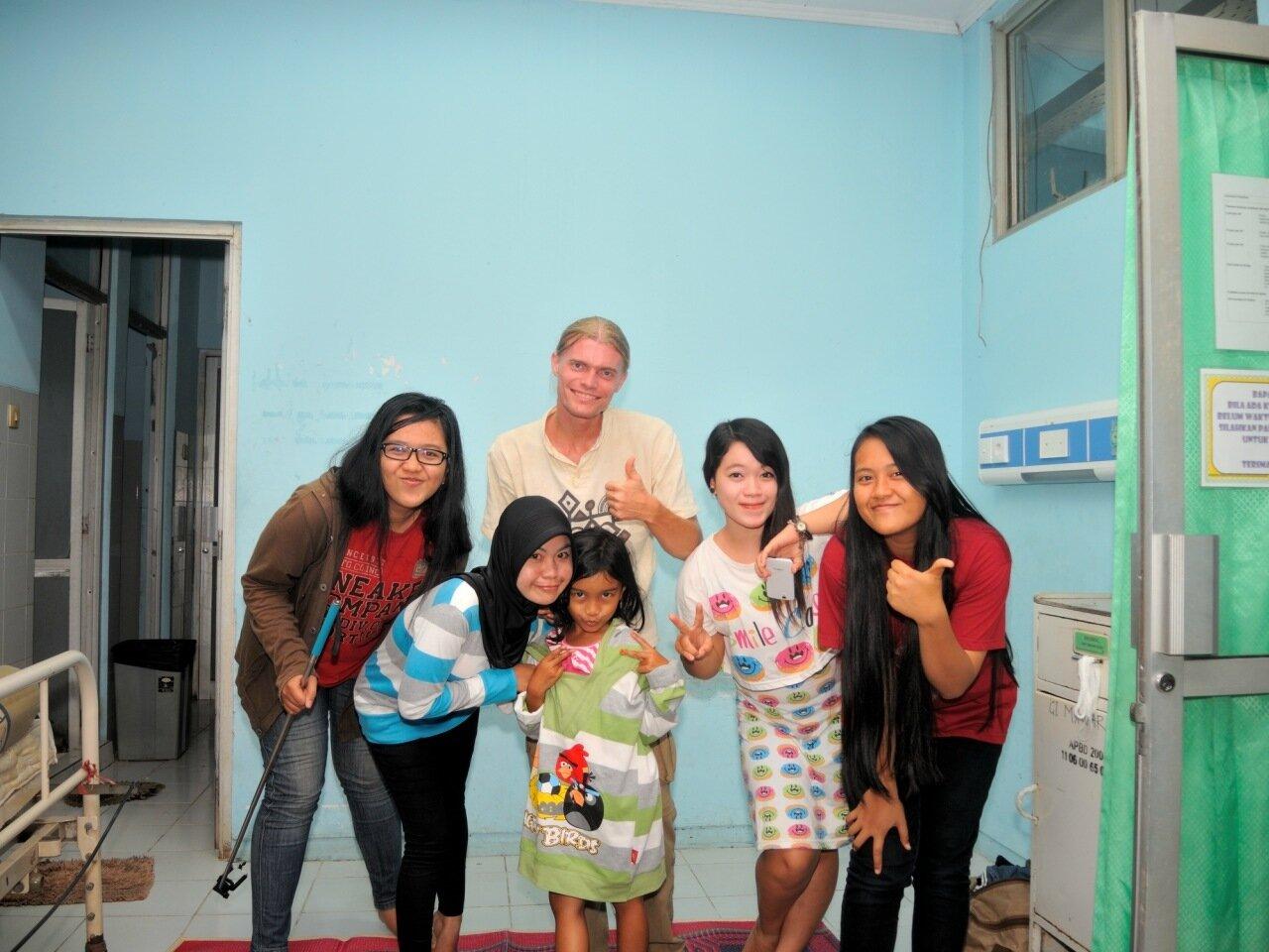 больница в бенгкулу
