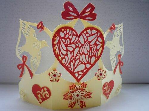Мастер-класс свадебного сувенира Единое сердце