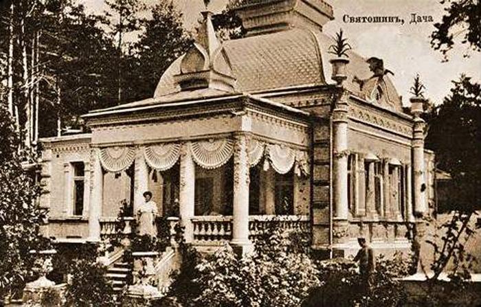 Святошин. Дача