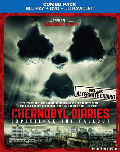 Запретная зона / Chernobyl Diaries (2012/BDRip/HDRip)