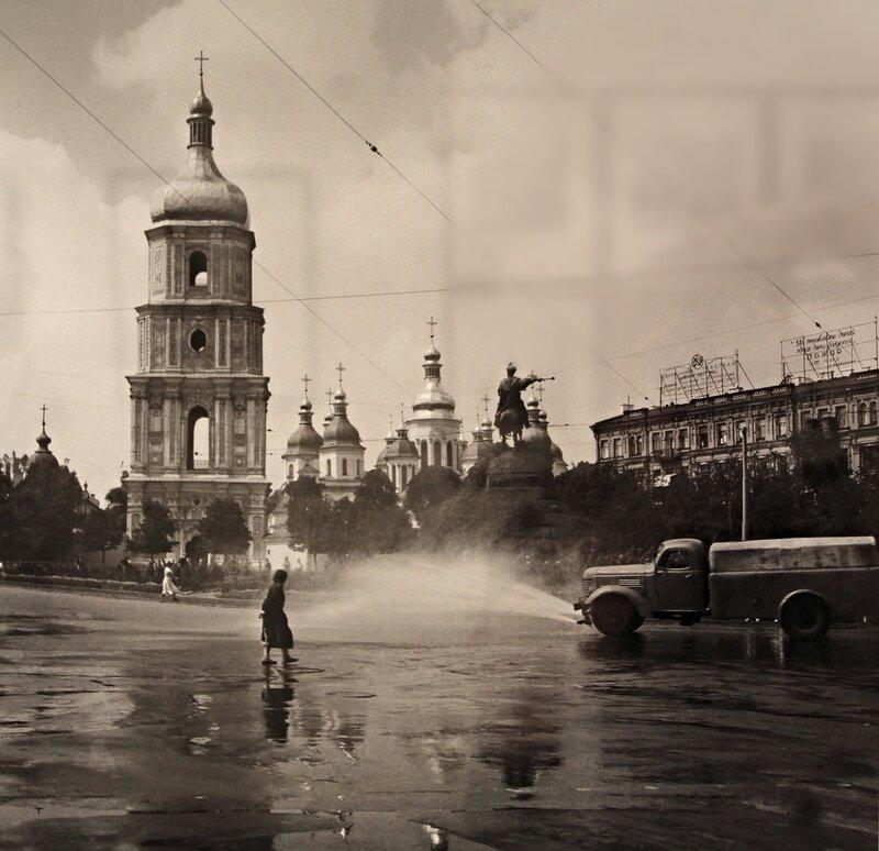 Киев, 1957
