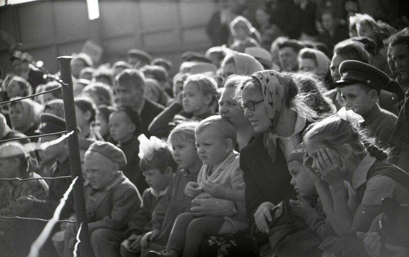 Зооцирк август 1961