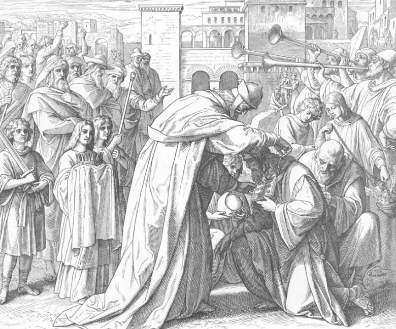 153 Симон избирается начальником и первосвященником.jpg