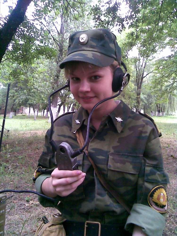 От тайги до британских морей ... : Лица девушек из Российской армии (24)