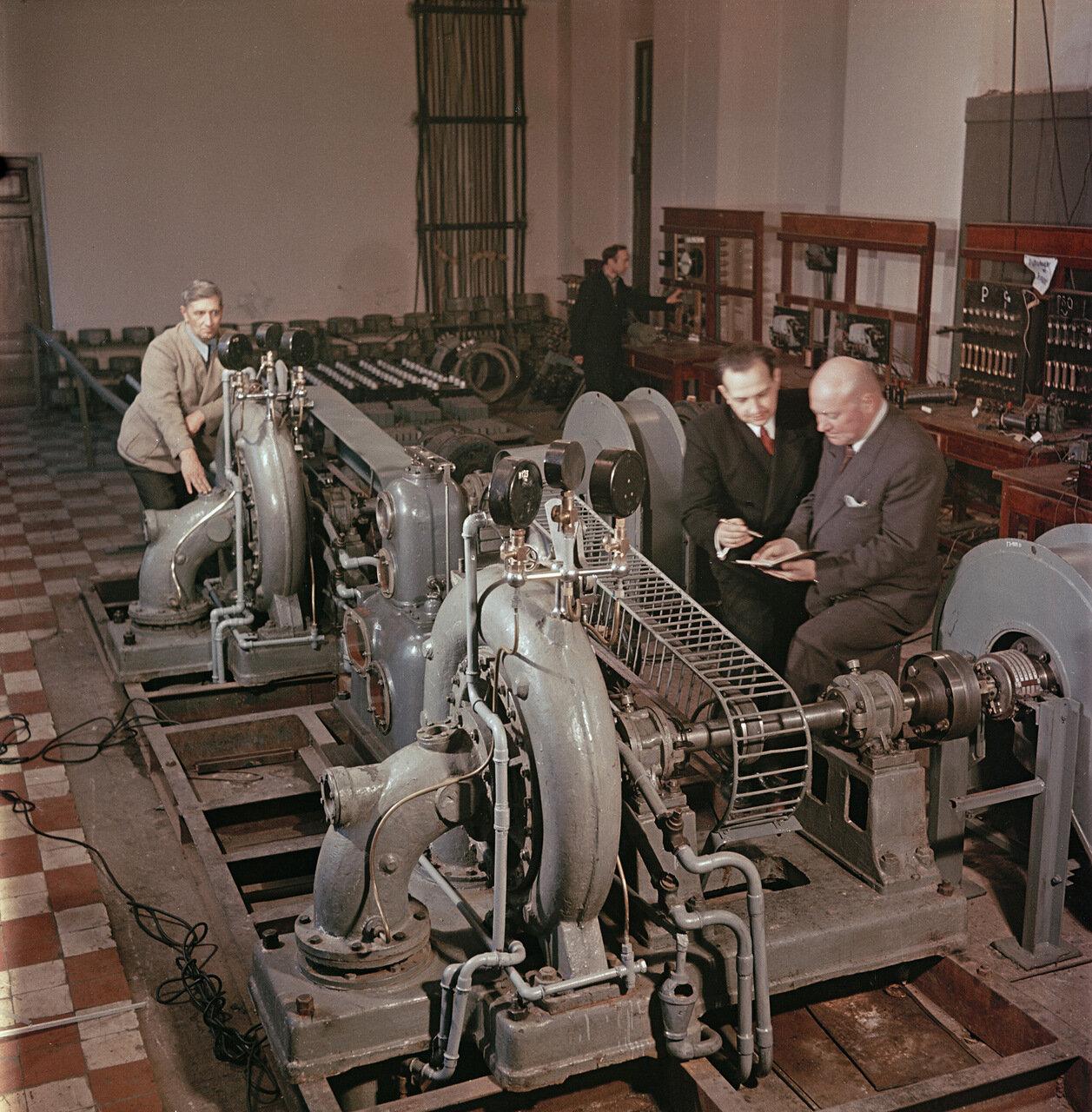 В Московском Энергетическом институте