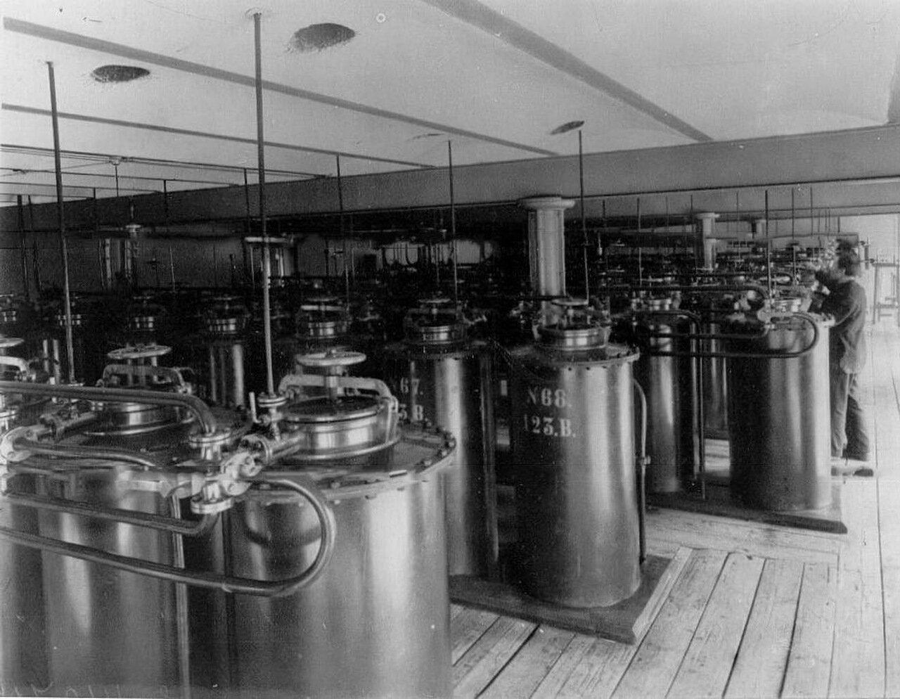 05. Термосы для переработки спирта