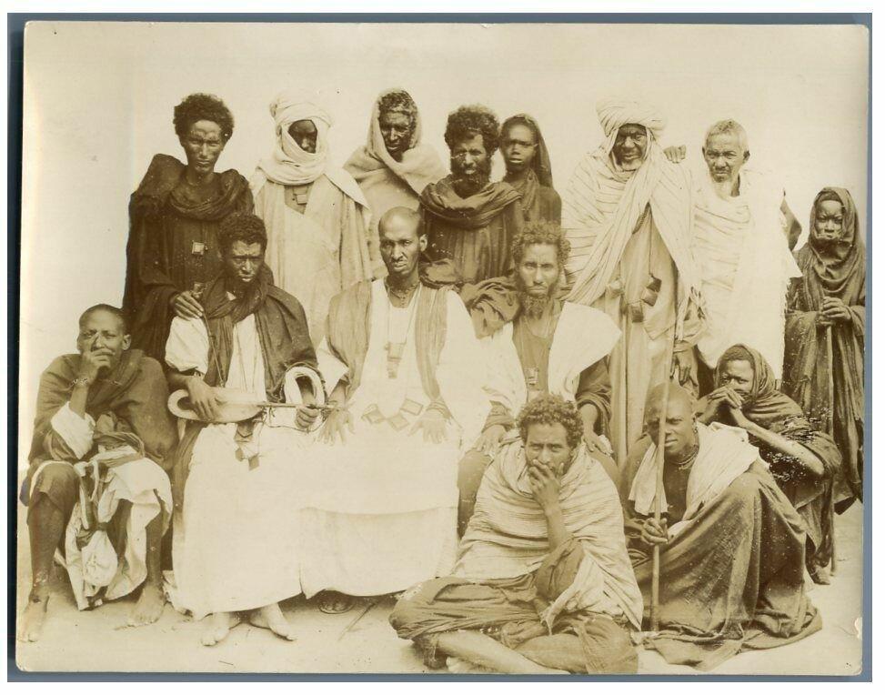Мавритания, Эмир Трарзы