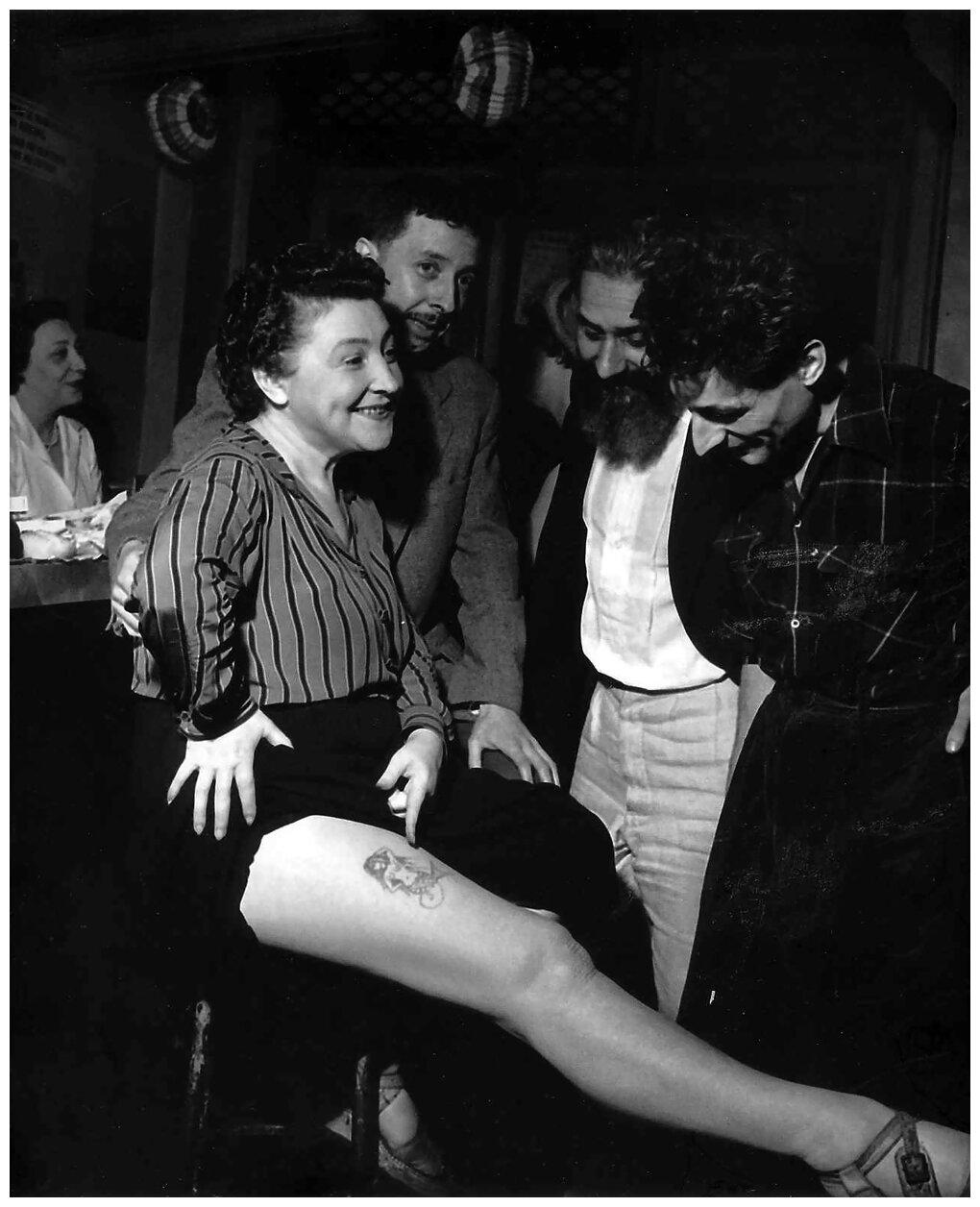 1950. Татуировочка