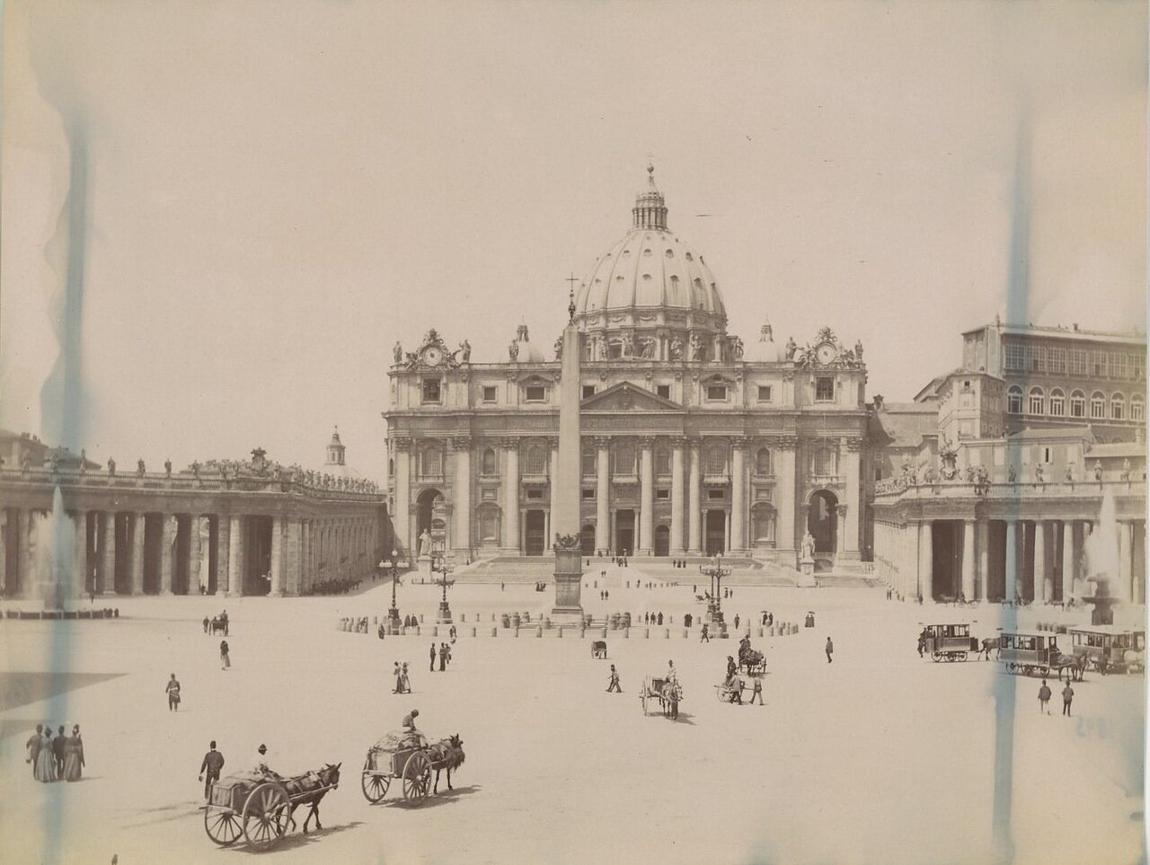 Собор Святого Петра. 1880