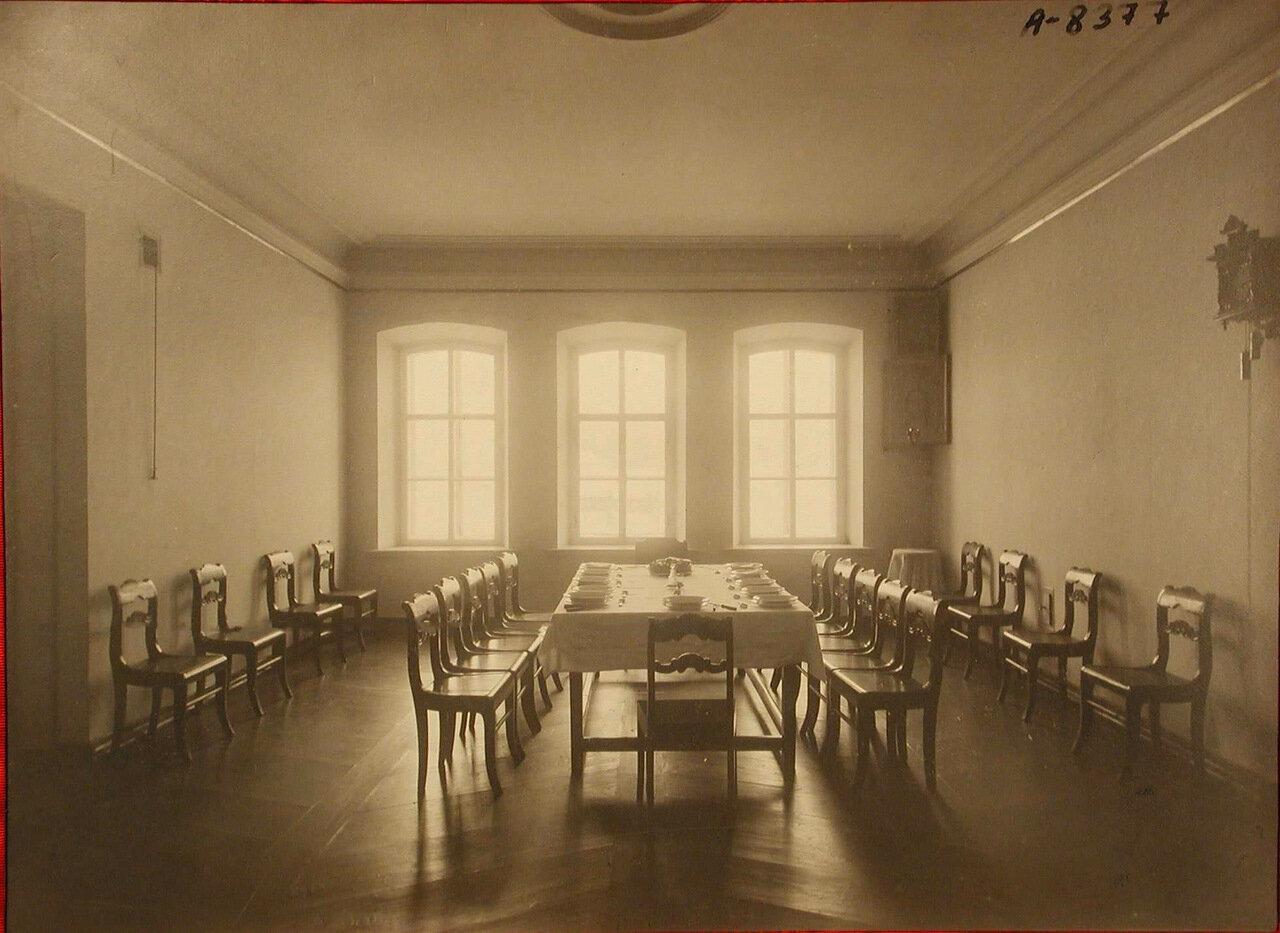 03. Вид столовой общины