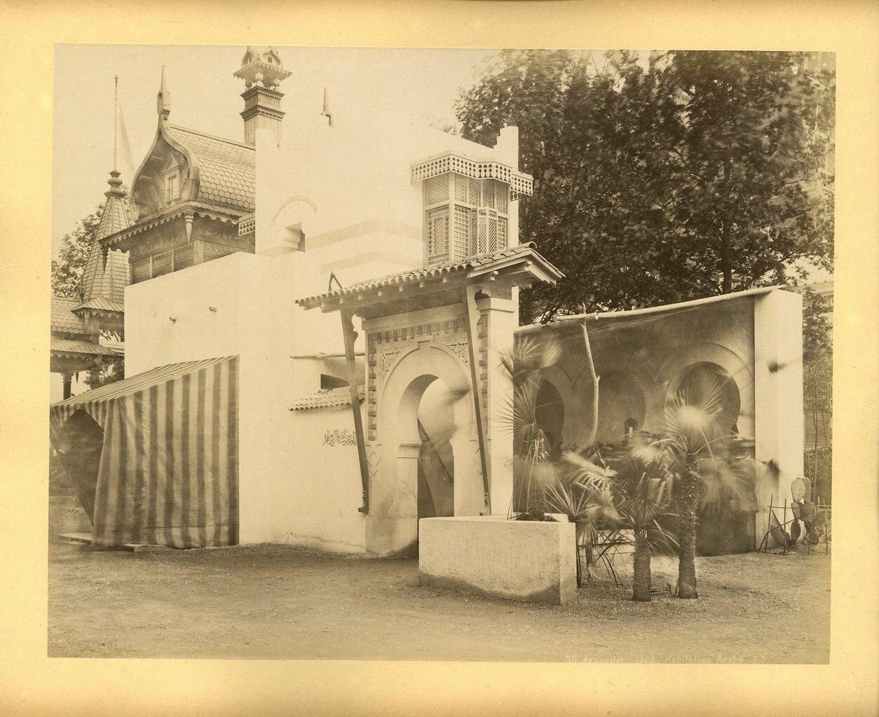 Арабское жилище