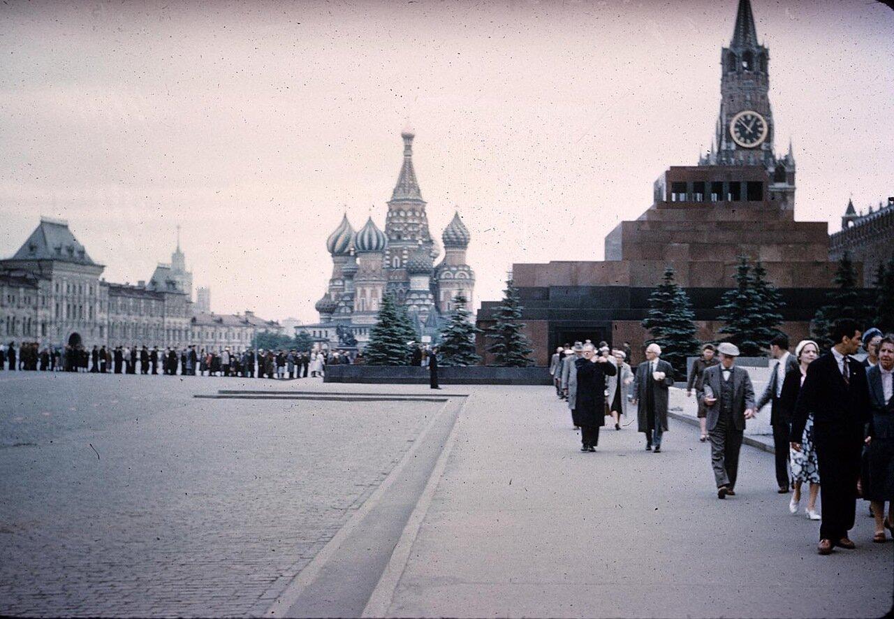 04. На Красной площади