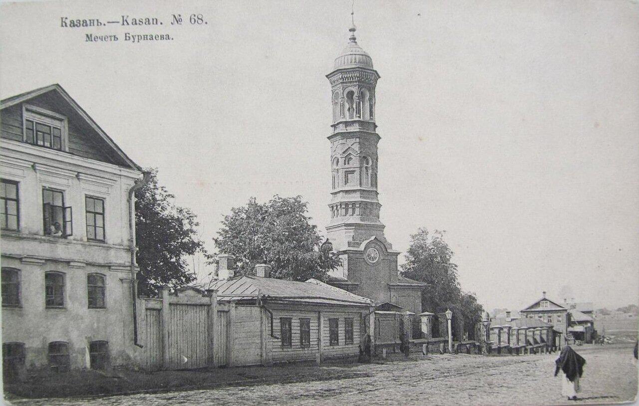Мечеть Бурнаева